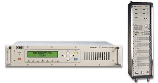 Broadcast TV Transmitter